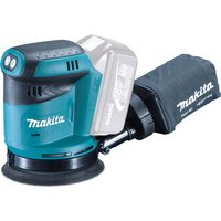 Makita Makita DBO180Z 18V 5 Random Orbit Sander (Bare Unit Only)