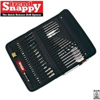 Machine Mart Xtra Trend SNAP/TH2/SET Snappy 60 piece Tool Set