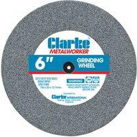 Clarke 6 (150mm) Medium Grinding Wheel