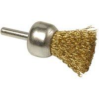 National Abrasives 25mm Diameter De-Carbonising Brush