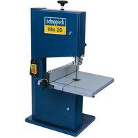 Machine Mart Xtra Scheppach HBS20 205mm 250W Benchtop Bandsaw