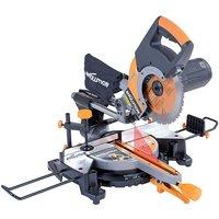 Evolution Evolution RAGE3+ 255mm Multipurpose Sliding Mitre Saw (230V)