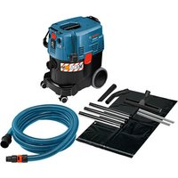 Machine Mart Xtra Bosch GAS 35 M AFC M-Class 35 Litre Professional Wet/Dry Extractor (230V)
