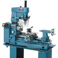 Clarke Clarke CL500M Metal Lathe with Mill Drill