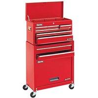 Price Cuts Clarke CTC800B Mechanics 8 Drawer Steel Combination Tool Chest & Cabinet