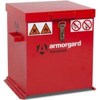Machine Mart Xtra Armorgard TRB2 TransBank Hazardous Substance Transit Box