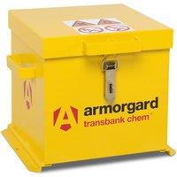 Machine Mart Xtra Armorgard TRB1C TransBank Chem Chemical Transit Box