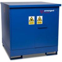 Machine Mart Xtra Armorgard DB4 DrumBank 4 Fuel Drum Storage Cabinet