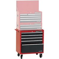 Price Cuts Clarke CLB1005 Premium 5 Drawer Mobile Tool Cabinet