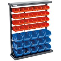 Price Cuts Clarke CSR47 Single Sided 47-Bin Storage Rack