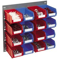 Barton Storage Topstore 16 Bin Storage Kit 547 x 438mm