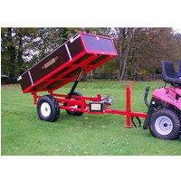 Machine Mart Xtra SCH HTRLE 12V Hydraulic Tipping Trailer