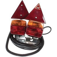 Maypole Maypole Twin Pack Of Magnetic Lighting Modules For Trailers