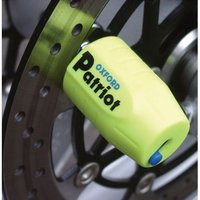 Oxford Oxford OF41 Patriot Disc Lock With 75mm Long Pin
