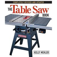 Taunton Kelly Mehler - The Table Saw Book