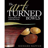 Taunton The Art Of Turned Bowls