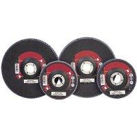National Abrasives 115mm Flap Disc 80G
