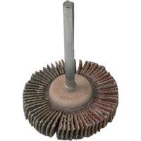 National Abrasives Aluminium Oxide Flap Wheel Coarse 60x40x6mm