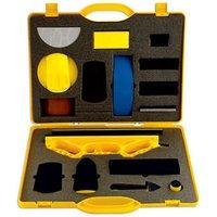 Machine Mart Xtra Power-Tec - 19 Piece Sanding Kit