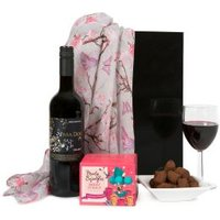 Ladies Indulgence Red Gift Set
