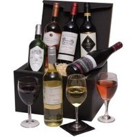 Premium Six Bottle Wine Selection