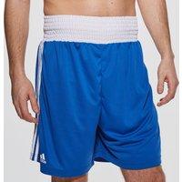 Men's adidas Base Punch Boxing Shorts - Blue, Blue