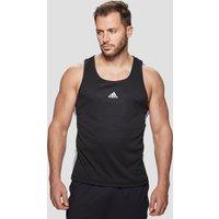 Men's adidas Base Punch Boxing Vest - Black, Black
