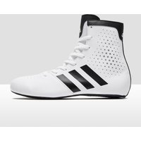 adidas KO Legend 16.2 Junior Boxing Boots - White/Black, White/Black