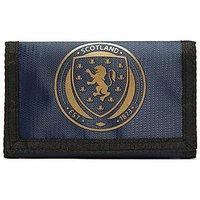 Official Team Scotland FA Wallet - Navy - Mens