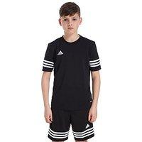 adidas Entrada T-Shirt Junior - Black - Kids