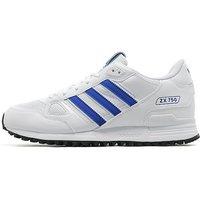 adidas Originals ZX 750 - White/Bold Blue - Mens