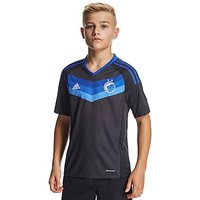 adidas FC Copenhagen Away 2016 Shirt Junior - Black/Blue - Kids