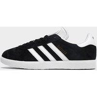 adidas Originals Gazelle Womens - Black/White - Womens
