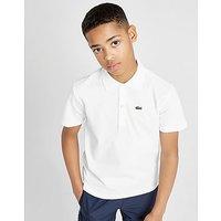 Lacoste Sport Polo Shirt Junior - White - Kids