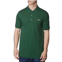 Lacoste Alligator Polo Shirt - Green - Mens