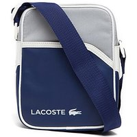 Lacoste Small Item Bag - Blue - Kids