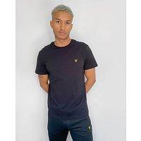 Lyle & Scott Crew Neck T-Shirt - Black - Mens