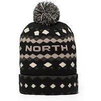 The North Face Ski Tuke Beanie Hat - Black - Mens