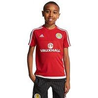 adidas Scotland FA 2015/16 Training Jersey Junior - Red - Kids