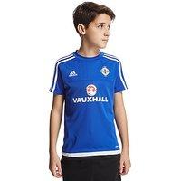 adidas Northern Ireland Training Shirt Junior - Blue - Kids