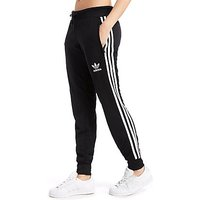 adidas Originals Poly 3-Stripes Pants - Black/White - Womens