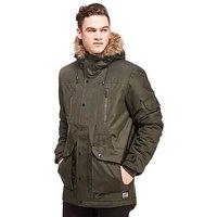 Supply & Demand Parka Jacket - Khaki - Mens