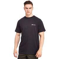 Berghaus Back Logo T-Shirt - Black - Mens