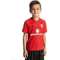 adidas Wales 2016/17 Training Jersey Junior - Red - Kids