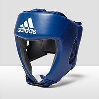 adidas Licensed Boxing Head Guard - Blue/Blue - Mens