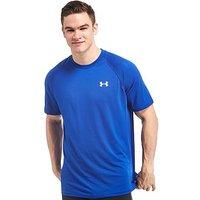 Under Armour Tech T-Shirt - Blue - Mens