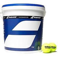 Babolat Academy Tennis Ball Box (72 balls) - Yellow - Mens