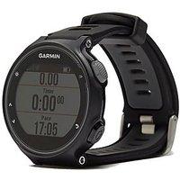 Garmin Forerunner 735XT GPS Watch HRM Bundle - Black - Mens