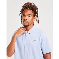 Lacoste Alligator Polo Shirt - Sky Marl - Mens