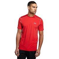 Under Armour Raid T-Shirt - Red - Mens